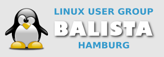 Logo: Linux User Group Balista